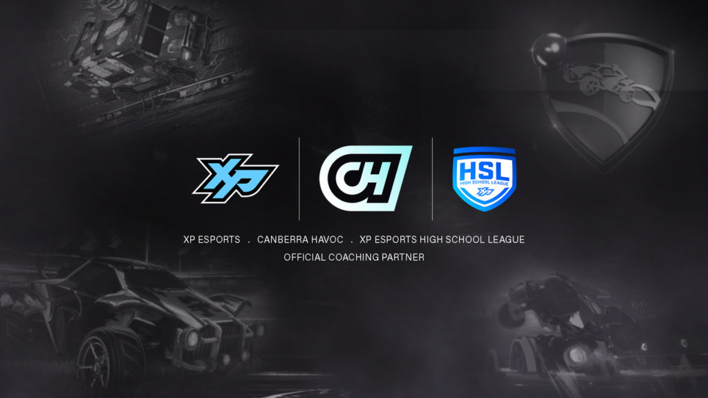 HSL Rocket League Season 2 Coaching Partners – Canberra Havoc
