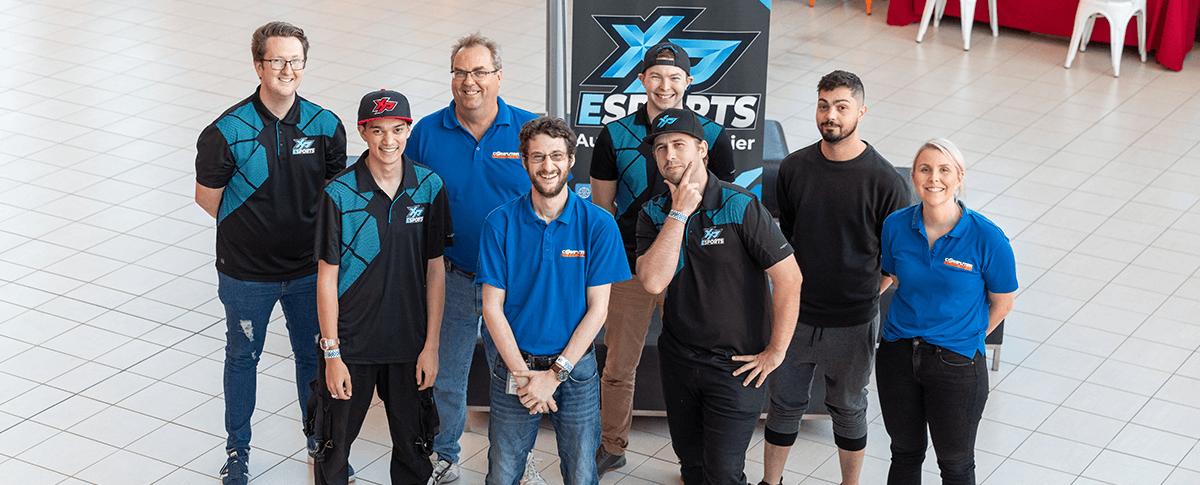The XP Esports Team