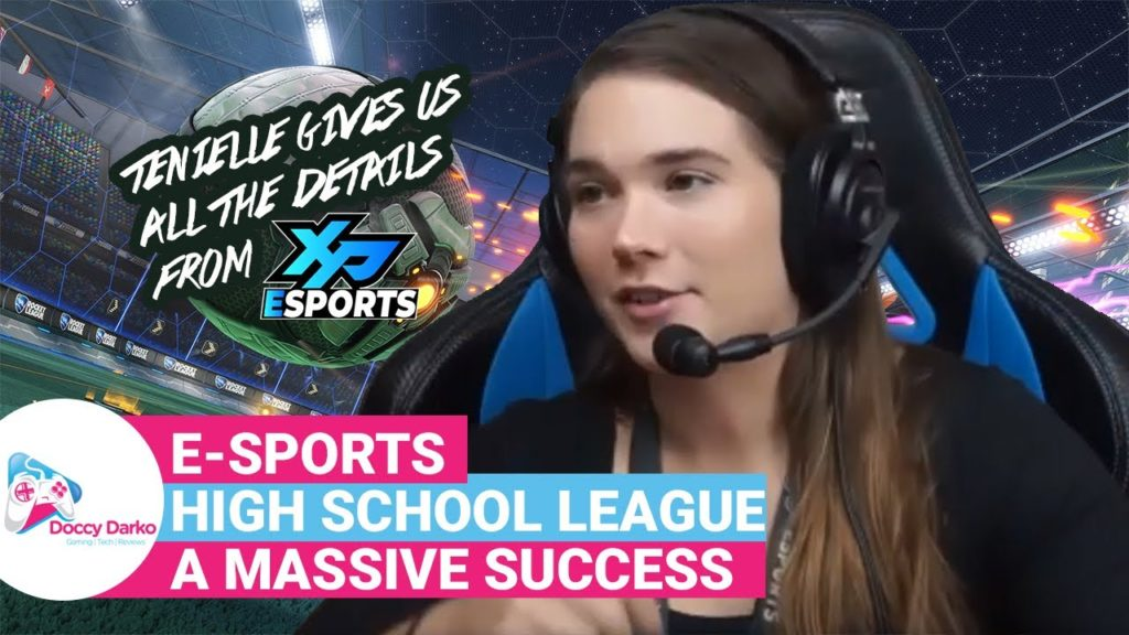 981powerfm | Tenielle from XP Esports | High School League