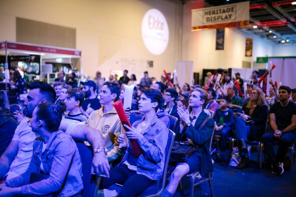 "EKKA Royal QLD Show – ""Esports Showcase"""
