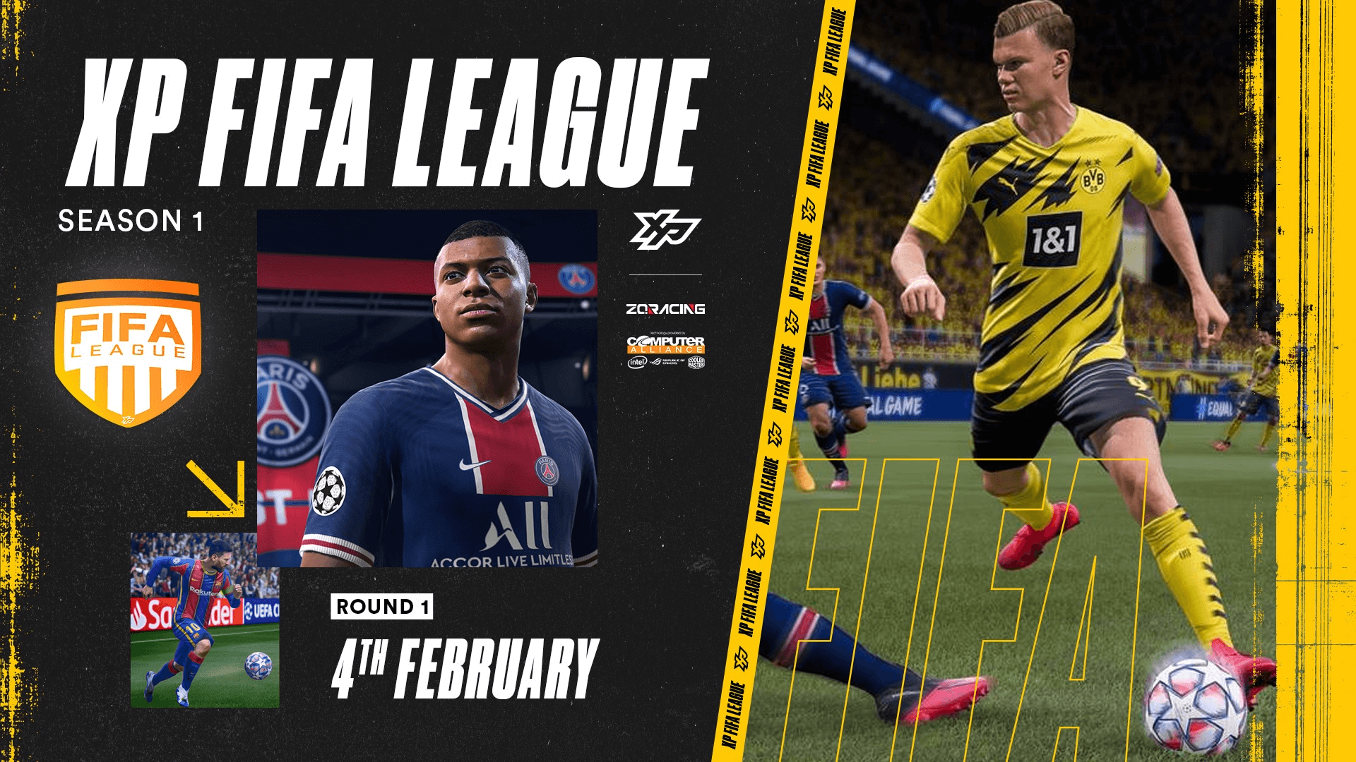 The XP FIFA League is back for 2021